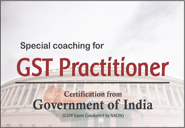 GST practitioner course in Thane
